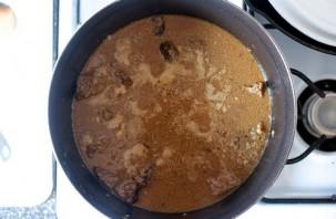 Говядина в горчице - фото шаг 4