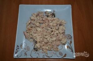 Суп рыбный из горбуши консервы - фото шаг 7