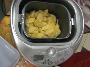 Варенье из яблок в хлебопечке - фото шаг 3