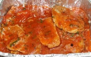 Мясо в томатном соусе - фото шаг 3