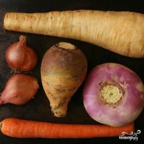 Овощная запеканка - фото шаг 1