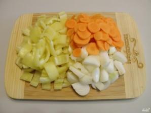 Лечо с морковкой и перцем - фото шаг 3