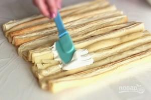 """Торт """"Полено"""" (самый простой рецепт) - фото шаг 6"""