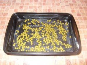 Камбала в духовке с картошкой - фото шаг 2