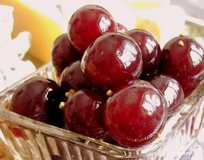 Консервированный виноград - фото шаг 8