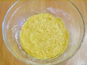 Оладьи из тыквы с манкой - фото шаг 6