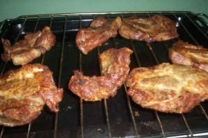Стейк из свиной шейки - фото шаг 5