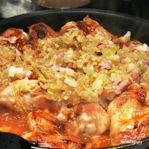 Умбрийский цыпленок - фото шаг 8