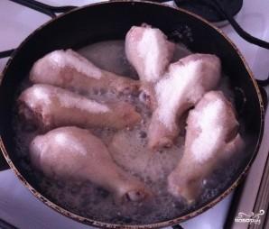 Курица по-корейски - фото шаг 3