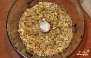 Пирог с сухофруктами - фото шаг 5