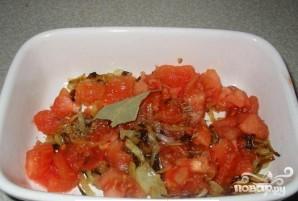 Тунец в томатном соусе - фото шаг 4