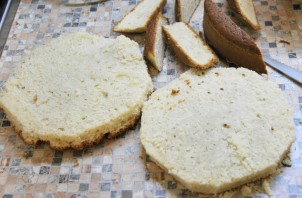 "Торт ""Грибок"" - фото шаг 1"