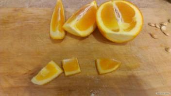 Варенье из апельсинов в мультиварке - фото шаг 1