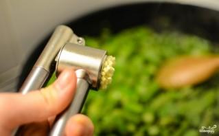 Спаржа в сливочном соусе - фото шаг 3