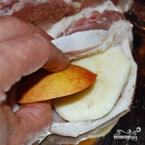 Свиная корейка с домашним кетчупом - фото шаг 5
