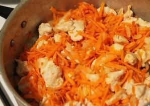Вкусный плов с курицей   - фото шаг 2