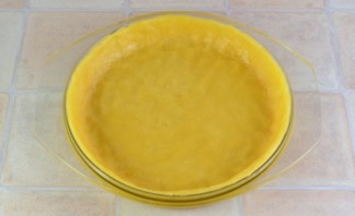 Пирог с творогом и вишней - фото шаг 4