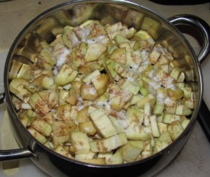 Овощное рагу в кастрюле - фото шаг 1