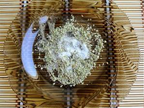 Стейк из семги в фольге - фото шаг 1
