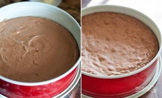 Торт шоколадно-муссовый - фото шаг 8