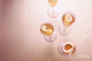 Новогодний коктейль - фото шаг 3