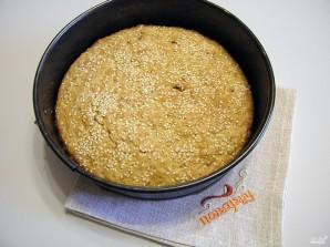 Постный пирог с тыквой - фото шаг 10