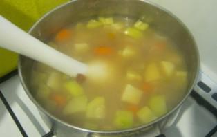 Фасолевый крем-суп - фото шаг 4