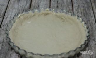 Пирог из дрожжевого теста с яблоками - фото шаг 2