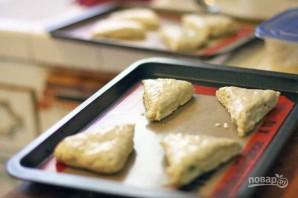 Печенье с козьим сыром - фото шаг 5