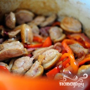 Утка карри по-тайски - фото шаг 30