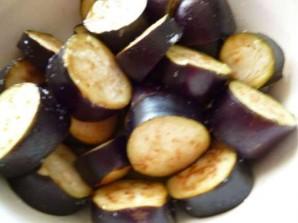 Жаркое с баклажанами и картошкой - фото шаг 2