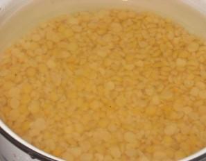 Суп гороховый с грибами   - фото шаг 2