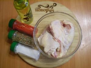Куриная грудка, жаренная кусочками - фото шаг 1