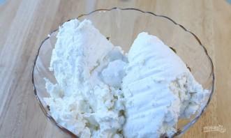 Сыр из козьего молока - фото шаг 5