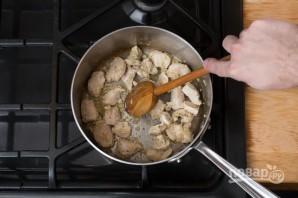 Суп Удон с курицей - фото шаг 2