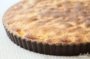 Тыквенно-творожный пирог - фото шаг 10