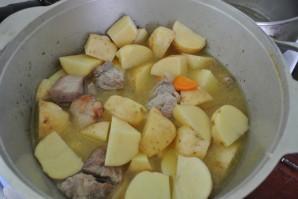 Жаркое по домашнему со свининой - фото шаг 2