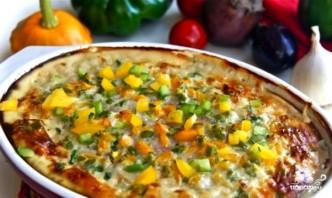 Запеканка из курицы с овощами в духовке - фото шаг 5