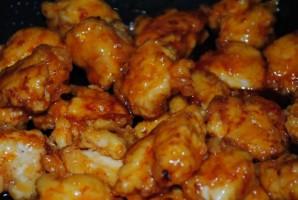 Куриные кусочки в соусе - фото шаг 9