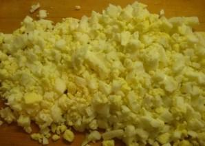Зразы с яйцом в духовке - фото шаг 3