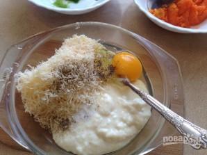 Морковно-шпинатное суфле - фото шаг 5