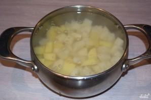 Суп из вешенок с картошкой - фото шаг 4