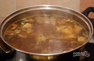 Вкусный грибной суп - фото шаг 5