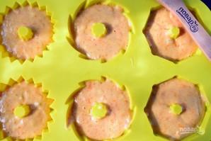 Тыквенные кексы с лимонным кремом - фото шаг 5
