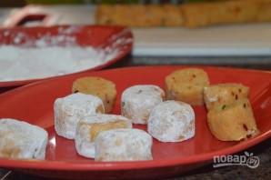 Пикантная картофельная закуска - фото шаг 6