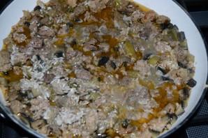 Рагу мясное с рисом и овощами - фото шаг 5