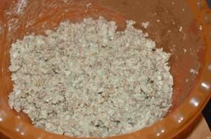 Овсяное печенье с семечками - фото шаг 4