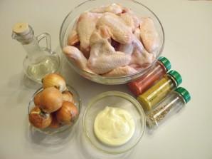 Маринад для куриных крылышек - фото шаг 1