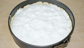 Лимонный пирог с безе - фото шаг 12