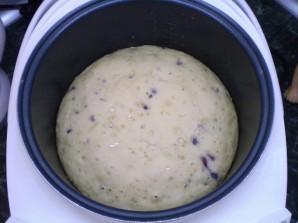 Бисквитный пирог с ягодами - фото шаг 7